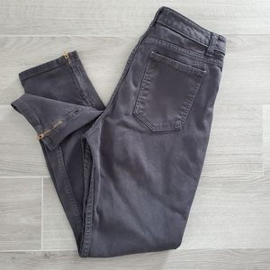 AMERICAN APPAREL Grey Skinny Jeans Size 31